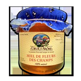 Miel Artisanal de Fleurs des Champs