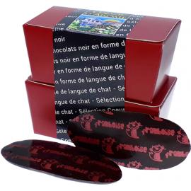 Langues de Chat à la Framboise