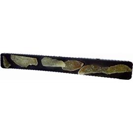 Réglette noir gingembre